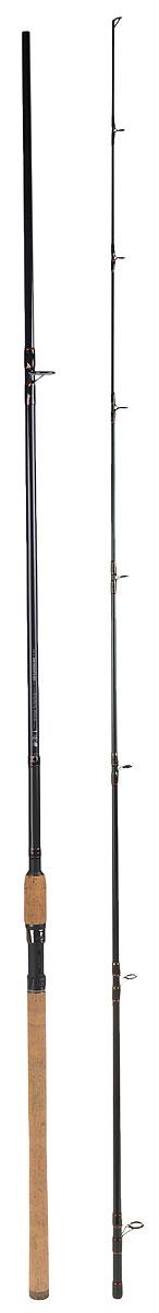 Спиннинг штекерный Daiwa Sweepfire, 3 м, 40-100 гBP-001 BKШтекерный спиннинг Daiwa Sweepfire отличается великолепным соотношением цены и качества. Он выполнен из высококачественного графитового волокна. Спиннинг оснащен кольцами премиум класса, перекрестной обмоткой и фиксатором для крючка. Рукоятка выполнена из пробки. Бланк прочный, достаточно чувствителен и отличается хорошими бросковыми характеристиками.В комплекте чехол для переноски и хранения.