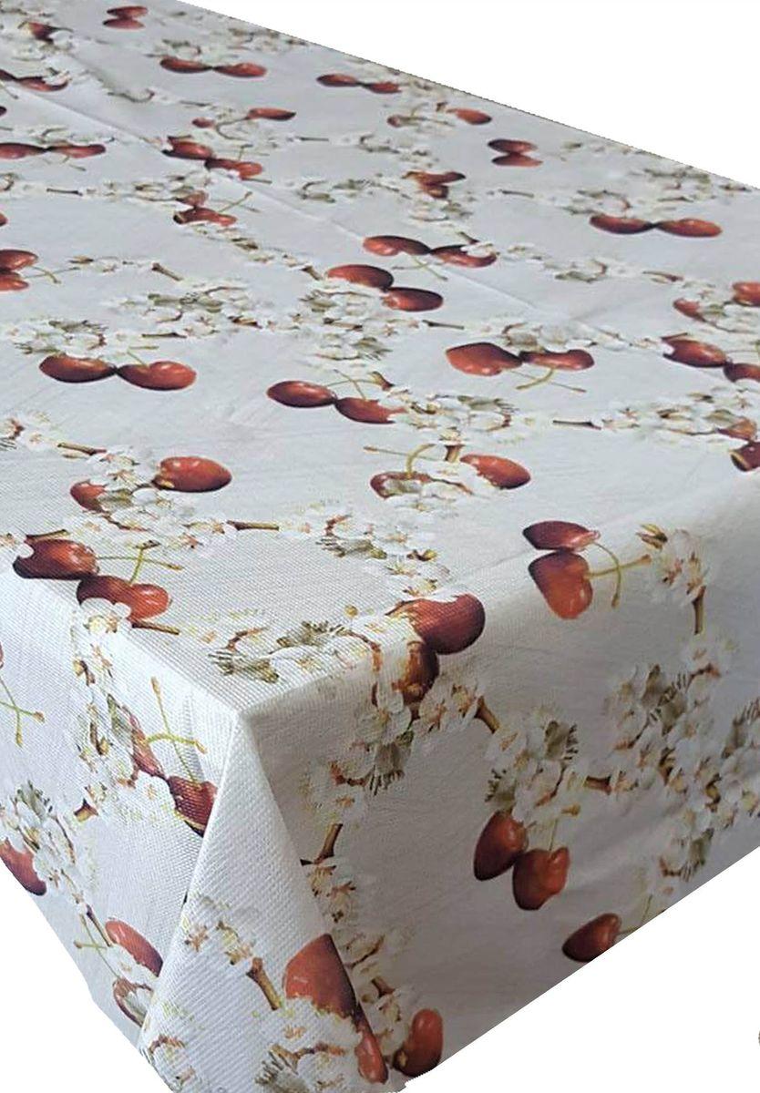 Скатерть Ambesonne Цветы и ягоды, прямоугольная, 110 x 150 см790009Красочная фотоскатерть Ambesonne Цветы и ягоды выполнена из тканевого полиэстера и украшена оригинальным рисунком. Изделие создаст атмосферу уюта и домашнего тепла в интерьере вашей кухни.В современном мире кухня - это не просто помещение для приготовления и приема пищи. Это особое место, где собирается вся семья и царит душевная атмосфера.