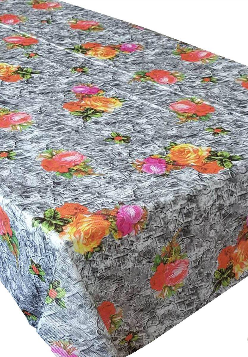 Скатерть Ambesonne Розы на серых камнях, квадратная, 150 x 150 смBM1512ROSESTONE_AВеликолепная скатерть Ambesonne, выполненная из полиэстера, создаст атмосферу уюта и домашнего тепла в интерьере вашей кухни. В современном мире кухня - это не просто помещение для приготовления и приема пищи. Это особое место, где собирается вся семья и царит душевная атмосфера.