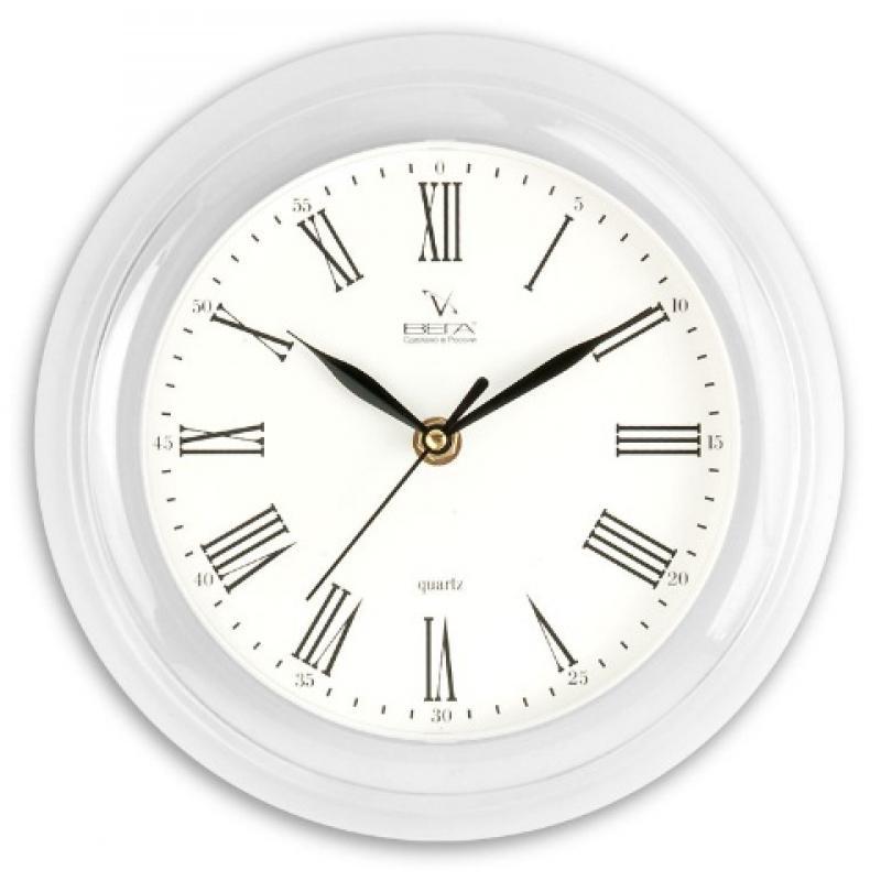 Часы настенные Вега Классика римскаяП6-7-47