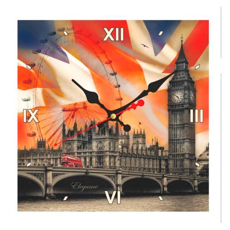 Часы настенные Вега Лондон. СО2-1СО2-1