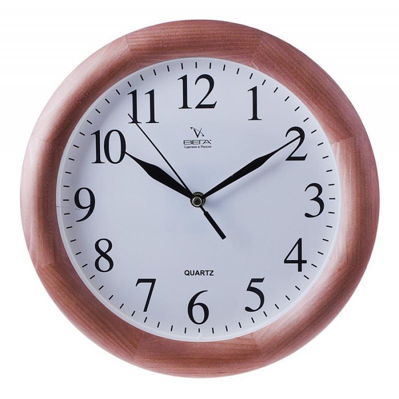 Часы настенные Вега Классика. Д1Д7-7Д1Д/7-7