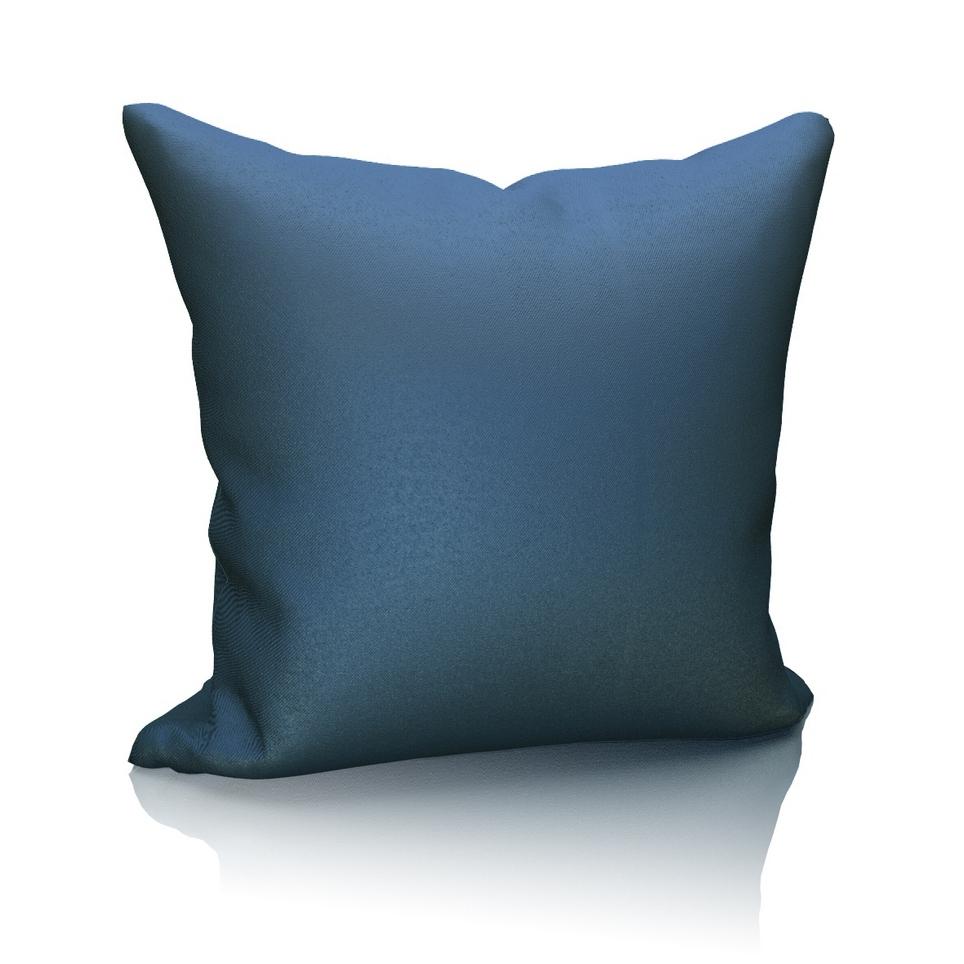 Подушка декоративная KauffOrt Ночь, цвет: синий, 40 х 40 см3121908645Декоративная подушка Ночь прекрасно дополнит интерьер спальни или гостиной. Чехол подушки выполнен из прочного полиэстера. Внутри находится мягкий наполнитель. Чехол легко снимается благодаря потайной молнии. Красивая подушка создаст атмосферу уюта и комфорта в спальне и станет прекрасным элементом декора.