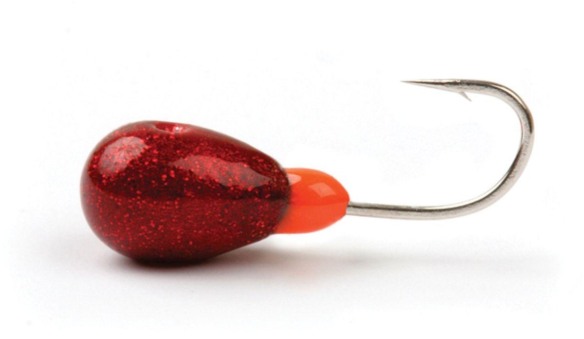 Мормышка вольфрамовая Finnex Капля с ушком, 1,6 г, 5 шт. D45-CAD45-CAМормышка Finnex Капля с ушком изготовлена из вольфрама и оснащена крючком Hayabusa. Главное достоинство вольфрамовой мормышки - большой вес при малом объеме. Эта особенность дает большие преимущества при ловле, так как позволяет быстро погрузить приманку на требуемую глубину и лучше чувствовать игру мормышки. За счет небольшого лобового сопротивления приманка не только быстро оказывается на нужной глубине, но и предоставляет возможность ведения действительной активной игры.