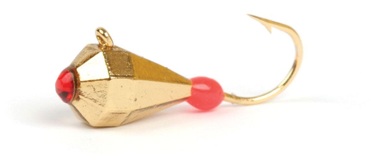 Мормышка вольфрамовая Finnex Граненая капля, 1,23 г, 5 шт. R5-Go+06/4/07Мормышка Finnex Граненая капля изготовлена из вольфрама и оснащена крючком Hayabusa. Главное достоинство вольфрамовой мормышки - большой вес при малом объеме. Эта особенность дает большие преимущества при ловле, так как позволяет быстро погрузить приманку на требуемую глубину и лучше чувствовать игру мормышки. За счет небольшого лобового сопротивления приманка не только быстро оказывается на нужной глубине, но и предоставляет возможность ведения действительной активной игры.