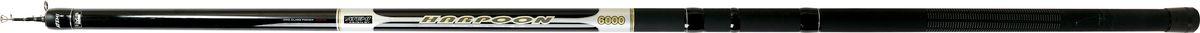 Удилище телескопическое Atemi Harpoon, 7 м, 10-45 гeTrex20xAtemi Harpoon - это прочное и легкое удилище, изготовленное из высококачественного графита IM7. Удилище укомплектовано облегченными кольцами с высококачественными вставками SIC, на высоких ножках. Верхнее колено имеет дополнительное разгрузочное кольцо. На рукоять установлен быстродействующий катушкодержатель типа CLIP UP.
