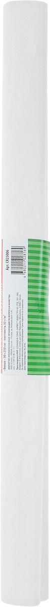 Greenwich Line Бумага крепированная цвет белый 50 х 250 см72523WDКрепированная бумага Greenwich Line - отличный вариант для воплощения творческих идей не только детей, но и взрослых. Бумага с плотностью 32 г/м2 прекрасно подходит для упаковки хрупких изделий, при оформлении букетов и создании сложных цветовых композиций, для декорирования и других оформительских работ. Насыщенный цвет бумаги сделает поделки по-настоящему яркими. Кроме того, крепированная бумага Greenwich Line поможет увлечь ребенка, развивая интерес к художественному творчеству, эстетический вкус и восприятие, увеличивая желание делать подарки своими руками, воспитывая самостоятельность и аккуратность в работе. Такая бумага поможет вашему ребенку раскрыть свои таланты.
