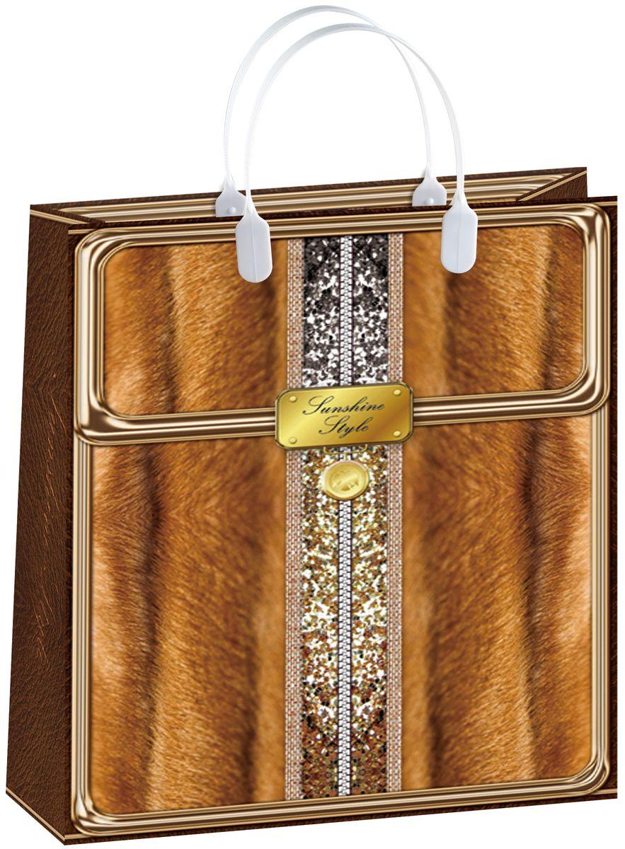 Пакет подарочный Bello, 32 х 10 х 42 см. BAL 100BAL 100Подарочный пакет Bello, изготовленный из пищевого полипропилена, станет незаменимым дополнением к выбранному подарку. Дно изделия укреплено плотным картоном, который позволяет сохранить форму пакета и исключает возможность деформации дна под тяжестью подарка. Для удобной переноски на пакете имеются две пластиковые ручки. Подарок, преподнесенный в оригинальной упаковке, всегда будет самым эффектным и запоминающимся. Окружите близких людей вниманием и заботой, вручив презент в нарядном, праздничном оформлении. Грузоподъемность: 12 кг. Морозостойкость: до -30°С.