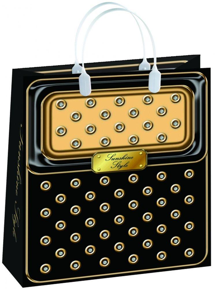 Пакет подарочный Bello, 23 х 10 х 26 см. BAS 79BAS 79Подарочный пакет Bello, изготовленный из пищевого полипропилена, станет незаменимым дополнением к выбранному подарку. Дно изделия укреплено плотным картоном, который позволяет сохранить форму пакета и исключает возможность деформации дна под тяжестью подарка. Для удобной переноски на пакете имеются две пластиковые ручки. Подарок, преподнесенный в оригинальной упаковке, всегда будет самым эффектным и запоминающимся. Окружите близких людей вниманием и заботой, вручив презент в нарядном, праздничном оформлении. Грузоподъемность: 12 кг. Морозостойкость: до -30°С.