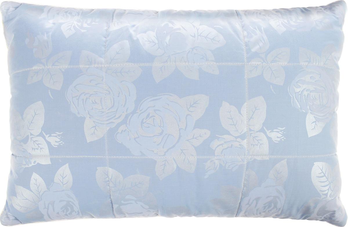 Подушка Smart Textile Combi, наполнитель: верблюжья шерсть + бамбуковое волокно, 40 х 60 смК510Подушка Smart Textile Combi - прекрасный вариант для вашего здорового сна. Изделие имеет двойной наполнитель - верблюжья шерсть и бамбуковое волокно. Чехол выполнен из простеганной хлопчатобумажной ткани с верблюжьей шерстью. Верблюжья шерсть славится своим прекрасным согревающим эффектом, так как способна долгое время сохранять тепло. Она помогает снять стресс и улучшить сон. Помимо этого, такая шерсть отличается терморегулирующим свойством и гигроскопичностью, то есть отлично пропускает воздух благодаря структуре своих волосков. Основной наполнитель подушки - бамбуковое волокно, которое отличается прекрасной вентилирующей способностью и антибактериальными свойствами. Благодаря такому сочетанию верблюжьей шерсти и бамбукового волокна подушка Smart Textile Combi получается очень мягкой, теплой, что делает ее идеальной для сна и отдыха.