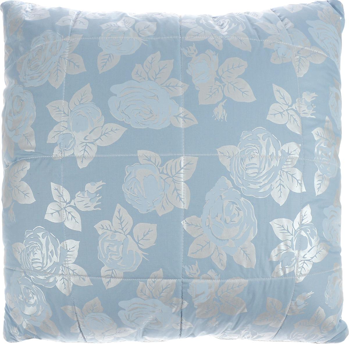 Подушка Smart Textile Combi, наполнитель: верблюжья шерсть + бамбуковое волокно, 70 х 70 смК572Подушка Smart Textile Combi - прекрасный вариант для вашего здорового сна. Изделие имеет двойной наполнитель - верблюжья шерсть и бамбуковое волокно. Чехол выполнен из простеганной хлопчатобумажной ткани с верблюжьей шерстью. Верблюжья шерсть славится своим прекрасным согревающим эффектом, так как способна долгое время сохранять тепло. Она помогает снять стресс и улучшить сон. Помимо этого, такая шерсть отличается терморегулирующим свойством и гигроскопичностью, то есть отлично пропускает воздух благодаря структуре своих волосков. Основной наполнитель подушки - бамбуковое волокно, которое отличается прекрасной вентилирующей способностью и антибактериальными свойствами. Благодаря такому сочетанию верблюжьей шерсти и бамбукового волокна подушка Smart Textile Combi получается очень мягкой, теплой, что делает ее идеальной для сна и отдыха.