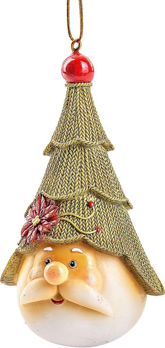Статуэтка Mister Christmas Дед Мороз с елкойSM-25A