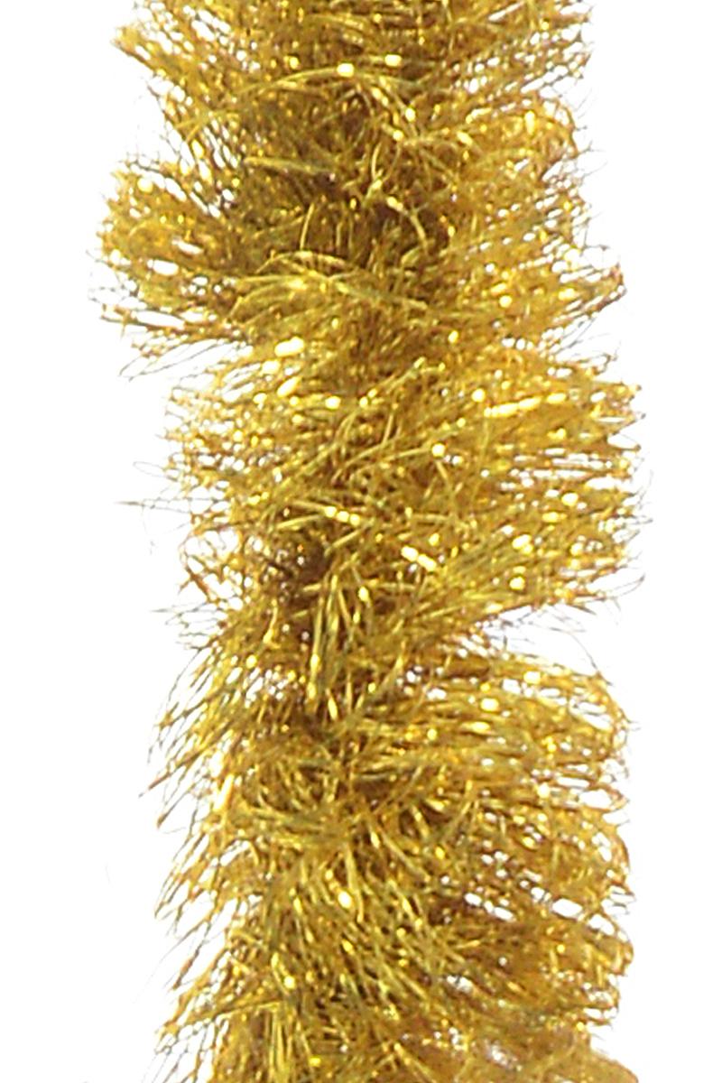 Мишура новогодняя Moranduzzo Петли, диаметр 16 см, длина 4 мNLED-444-7W-BKНовогодняя мишура Moranduzzo Петли, выполненная из ПВХ, поможет вам украсить свой дом к предстоящим праздникам. Новогодняя елка с таким украшением станет еще наряднее. Новогодней мишурой можно украсить все, что угодно - елку, квартиру, дачу, офис - как внутри, так и снаружи. Можно сложить новогодние поздравления, буквы и цифры, мишурой можно украсить и дополнить гирлянды, можно выделить дверные колонны, оплести дверные проемы.