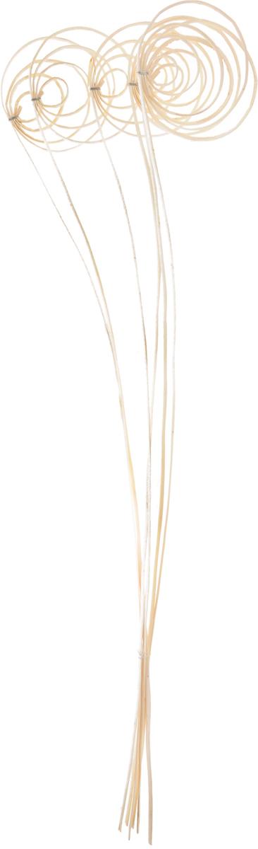 Украшение декоративное Lovemark Завиток. Спираль, цвет: слоновая кость, 6 шт6060Украшение декоративное Завиток. Спираль - великолепный подарок себе и вашим близким. Этот очаровательный предмет интерьера будет приковывать взгляды ваших гостей. Изделия из соломфи несут в себе энергию солнечных лучей. Несмотря на свой хрупкий вид, cолома - прочный и долговечный материал, а значит не помнется и не поломается со временем. Рекомендации по уходу: изделие должно находиться в сухом помещении.