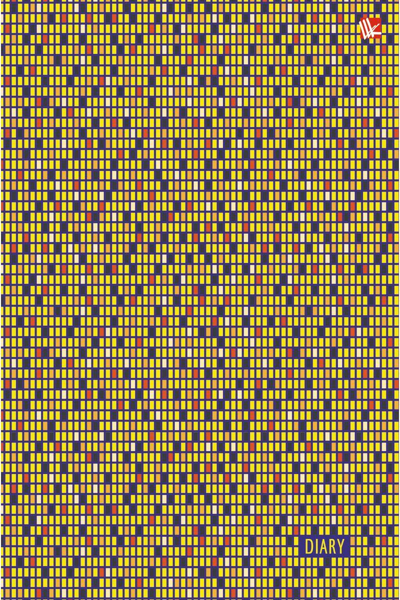 Канц-Эксмо Ежедневник Орнамент Пестрый рисунок полудатированный 192 листа формат А572523WDЕжедневник полудатированный в твердой обложке формата А5, 192 листа. Обложка с матовой ламинацией и выборочным лакированием, форзацы - карта России/мира, бумага офсет 60 г/м2, белая, однокрасочная печать. Обширный справочный материал: календарь на 4 года, таблицы мер, весов, размеров, условных обозначений, часовые пояса, коды регионов и др.