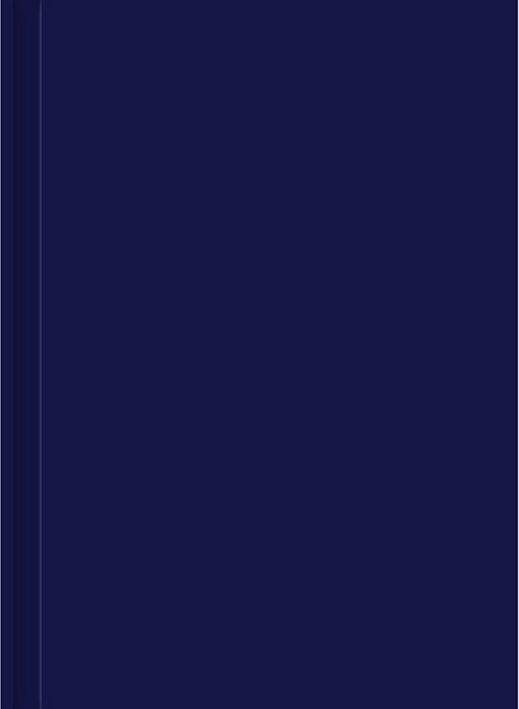Канц-Эксмо Ежедневник City недатированный 136 листов цвет темно-синий формат A572523WDЕжедневник недатированный в твердой обложке формата А5 (CITY), 136 листов. Обложка из ПВХ. Бумага офсет 60г/м2, белая, ляссе. Подходит под тиснение.
