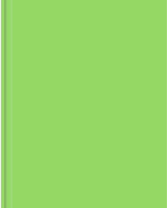 Канц-Эксмо Ежедневник City недатированный 136 листов цвет салатовый формат A6724-SBЕжедневник недатированный в твердой обложке формата А6 (CITY), 136 листов. Обложка из ПВХ. Бумага офсет 60г/м2, белая, ляссе. Подходит под тиснение.