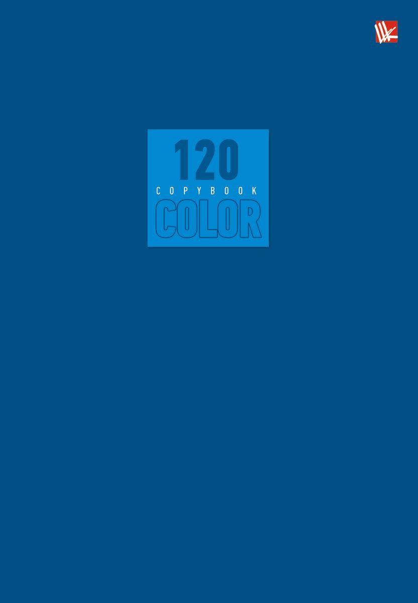 Канц-Эксмо Тетрадь Стиль и цвет 120 листов в клетку цвет синийТ51205173Тетрадь А5- 120 листов на швейно-клеевом креплении, клетка. Обложка мелованный картон повышенного качества, матовая ламинация. Бумага офсет 60г/м2