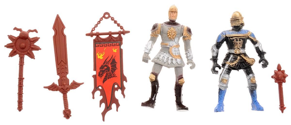 Shantou Игровой набор Knights 6 предметов