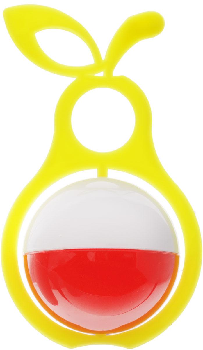 Аэлита Погремушка Груша цвет желтый