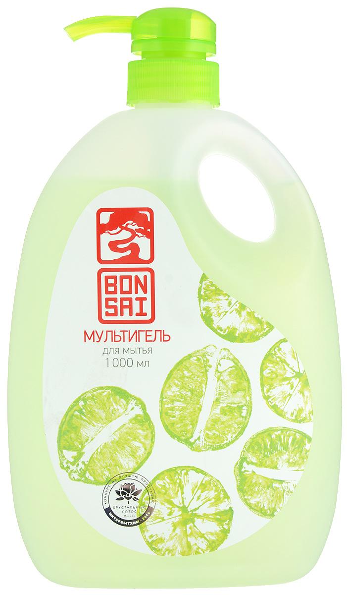 Гель для мытья посуды Bonsai, с ароматом свежего лайма, 1 л420518Гель для мытья посуды Bonsai содержит природный антисептический, антибактериальный и антиоксидантный компонент - натуральный экстракт свежего лайма. Обладает дезодорирующим эффектом, полностью устраняет неприятные запахи. Прекрасно и абсолютно безопасно очищает посуду и кухонные поверхности. Можно использовать для мытья овощей и фруктов, детских принадлежностей. Полностью смывается. Специальная формула не сушит руки. Гель эффективен даже в холодной воде. Благодаря уменьшенному расходу наносит меньше вреда окружающей среде. Товар сертифицирован.