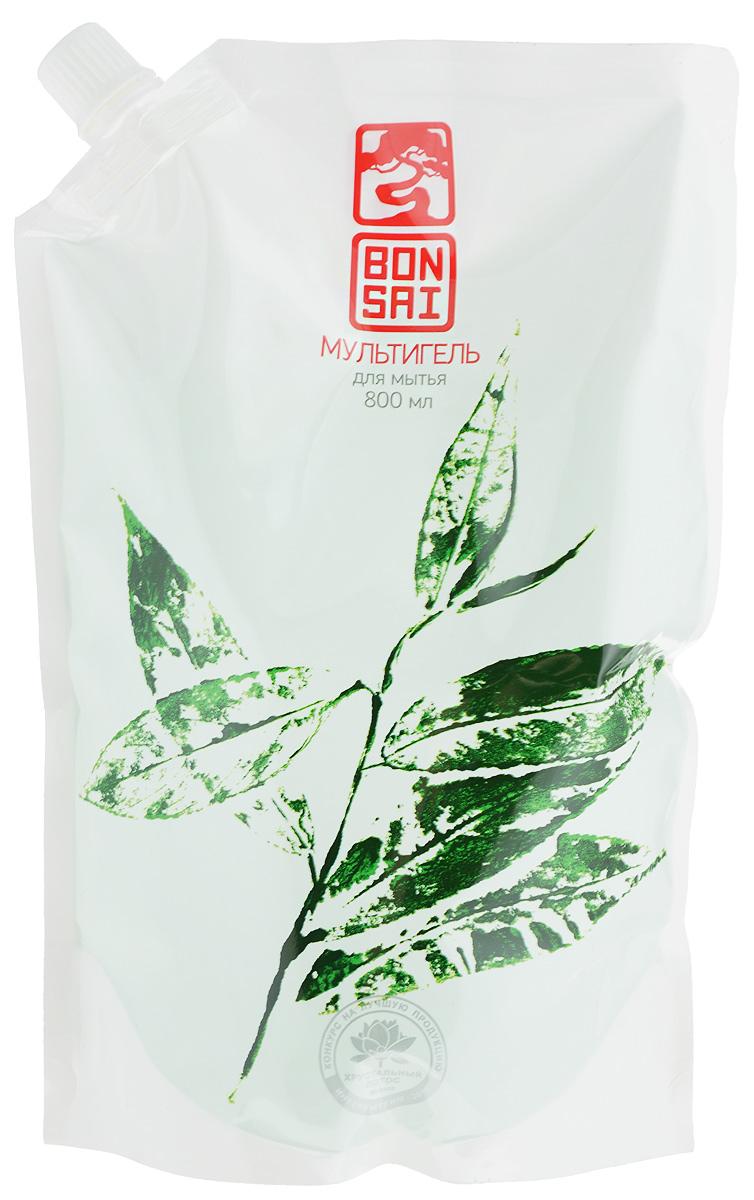 Гель для мытья посуды Bonsai, с ароматом зеленого чая, 800 мл420556Гель для мытья посуды Bonsai содержит природный антисептический, антибактериальный и антиоксидантный компонент - натуральный экстракт зеленого чая. Обладает дезодорирующим эффектом, полностью устраняет неприятные запахи. Прекрасно и абсолютно безопасно очищает посуду и кухонные поверхности. Можно использовать для мытья овощей и фруктов, детских принадлежностей. Полностью смывается. Специальная формула не сушит руки. Гель эффективен даже в холодной воде. Благодаря уменьшенному расходу наносит меньше вреда окружающей среде. Товар сертифицирован.