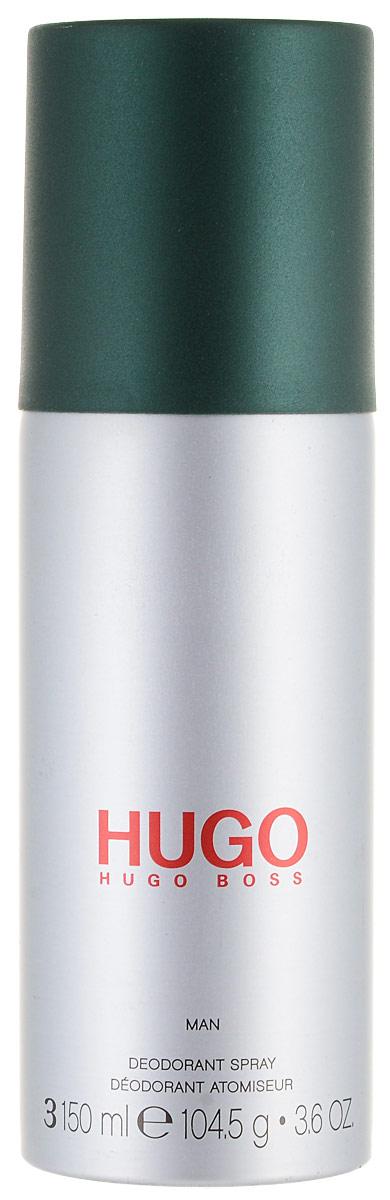 Hugo Boss Дезодорант-спрей 150 мл. 4015400896630