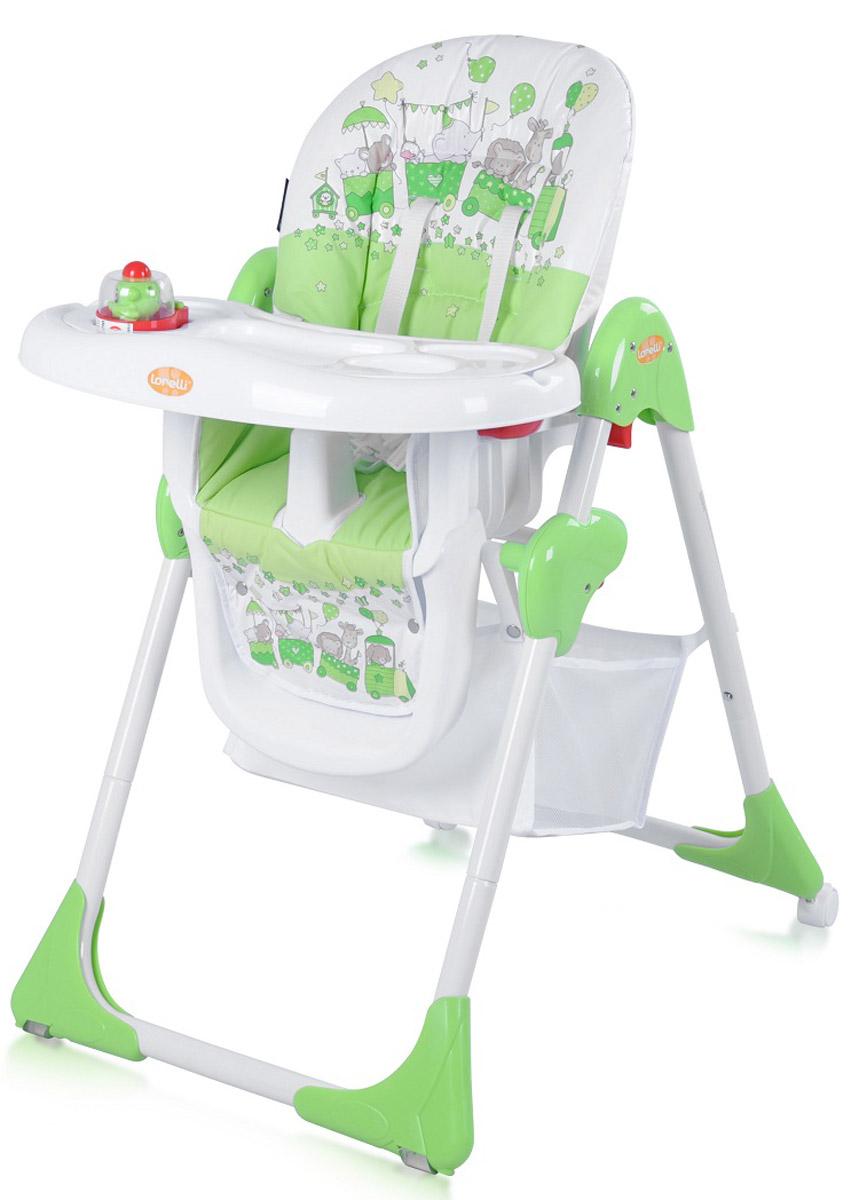 Lorelli Стульчик для кормления Yam Yam цвет зеленый 3800151957171
