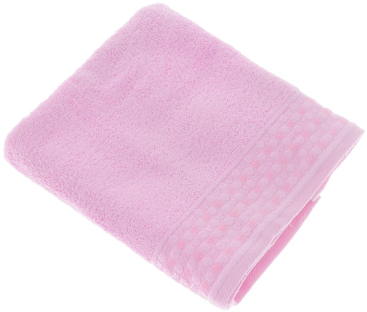 Полотенце Tete-a-Tete Сердечки, цвет: розовый, 50 х 90 смУП-007-04кПолотенце Tete-a-Tete Сердечки выполнено из 100% хлопка. Изделие отлично впитывает влагу, быстро сохнет, сохраняет яркость цвета и не теряет форму даже после многократных стирок. Такое полотенце очень практично и неприхотливо в уходе. Оно создаст прекрасное настроение и украсит интерьер в ванной комнате. Полотенце упаковано в красивую коробку и может послужит отличной идеей для подарка.