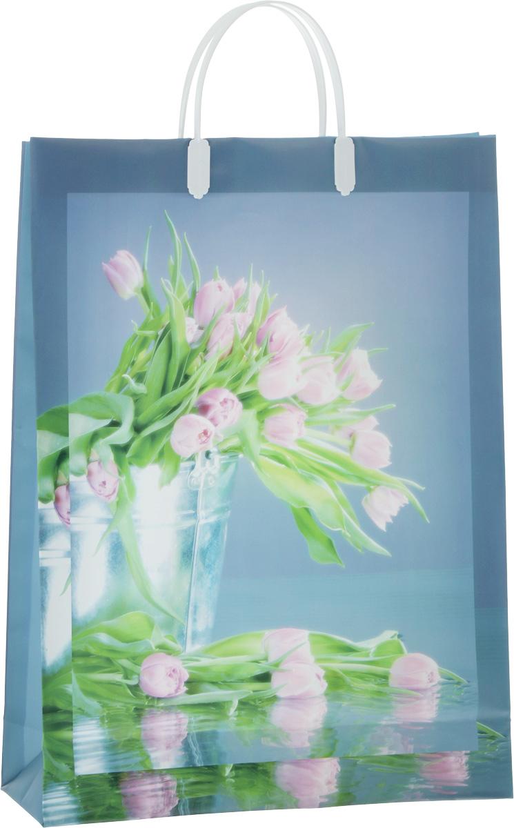Пакет подарочный Bello, 32 х 10 х 42 см. BAL 38BAL 38Подарочный пакет Bello, изготовленный из пищевого полипропилена, станет незаменимым дополнением к выбранному подарку. Дно изделия укреплено плотным картоном, который позволяет сохранить форму пакета и исключает возможность деформации дна под тяжестью подарка. Для удобной переноски на пакете имеются две пластиковые ручки. Подарок, преподнесенный в оригинальной упаковке, всегда будет самым эффектным и запоминающимся. Окружите близких людей вниманием и заботой, вручив презент в нарядном, праздничном оформлении. Грузоподъемность: 12 кг. Морозостойкость: до -30°С.