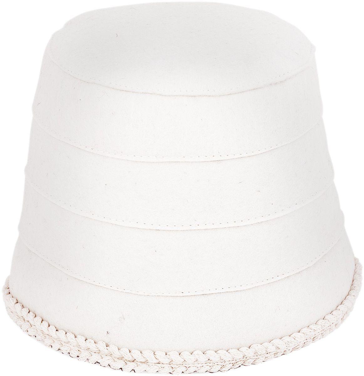 Шапка для бани и сауны Onni (Онни), цвет: бежевый. Размер М. 139139 MИзысканная утонченность шапок Onni (Онни) из натурального фетра, радует идеальной выделкой шерсти, делая их удивительно гигроскопичными, защищает от высоких температур в парной. Особые дизайнерские находки нашли свое воплощение в необычном крое и высокой комфортности изделий.