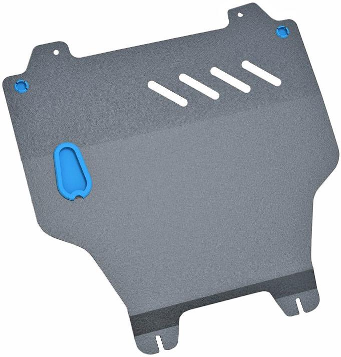 Комплект Защита картера и крепеж KIA Quoris (2013-) 3.8 бензин АКПП (уст-ка совместно с NLZ.25.37.120)NLZ.25.37.020 NEW