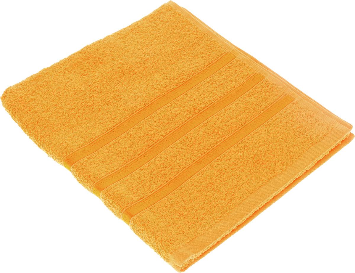 Полотенце Tete-a-Tete Ленты, цвет: оранжевый, 50 х 85 смУП-001-03Полотенце Tete-a-Tete Ленты выполнено из натурального 100% хлопка. Бордюр полотенца декорирован атласными лентами, цвет изделия яркий и насыщенный. Полотенце мягкое, отлично впитывает влагу, быстро сохнет, сохраняет яркость цвета и не теряет форму даже после многократных стирок. Полотенце Tete-a-Tete Ленты очень практично и неприхотливо в уходе. Оно внесет яркий акцент в дизайн ванной комнаты.
