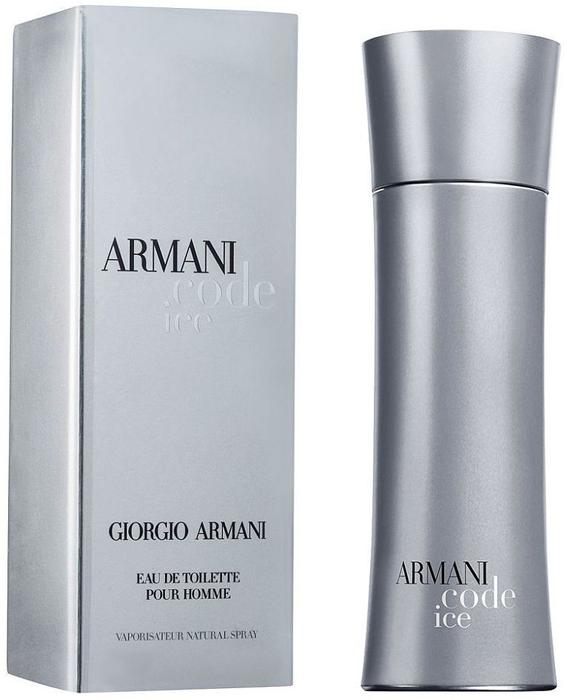 "Giorgio Armani ""Code Ice"" Туалетная вода мужская, 75 мл 961914"