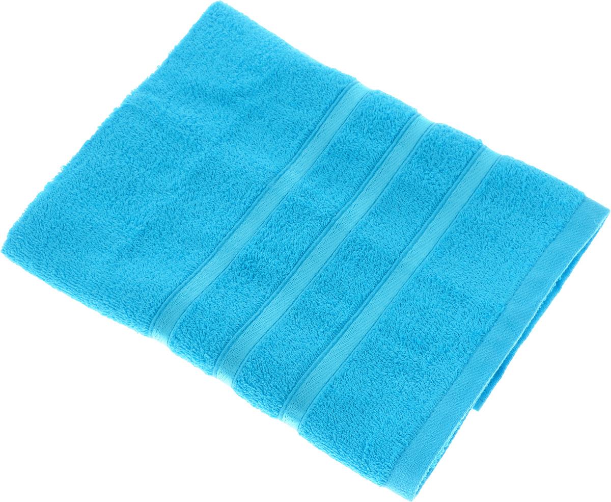 Полотенце Tete-a-Tete Ленты, цвет: бирюзовый, 50 х 85 смУП-001-01кМахровое полотенце Tete-a-Tete Ленты, изготовленное из натурального хлопка, подарит массу положительных эмоций и приятных ощущений. Полотенце отличается нежностью и мягкостью материала, утонченным дизайном и превосходным качеством. Линейка Ленты декорирована атласными лентами и обладает насыщенным цветом. Полотенце прекрасно впитывает влагу, быстро сохнет и не теряет своих свойств после многократных стирок. Махровое полотенце Tete-a-Tete Ленты станет прекрасным дополнением в дизайне ванной комнаты. Полотенце, упакованное в красивую коробку, может послужить отличной идеей подарка.