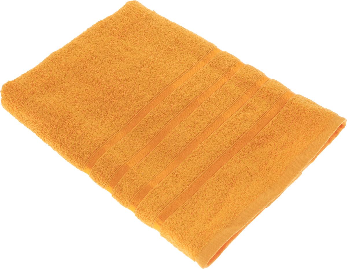 Полотенце Tete-a-Tete Ленты, цвет: оранжевый, 70 х 135 см10503Махровое полотенце Tete-a-Tete Ленты, изготовленное из натурального хлопка, подарит массу положительных эмоций и приятных ощущений. Полотенце отличается нежностью и мягкостью материала, утонченным дизайном и превосходным качеством. Линейка Ленты декорирована атласными лентами и обладает насыщенным цветом.Полотенце прекрасно впитывает влагу, быстро сохнет и не теряет своих свойств после многократных стирок. Махровое полотенце Tete-a-Tete Ленты станет прекрасным дополнением в дизайне ванной комнаты. Полотенце, упакованное в красивую коробку, может послужить отличной идеей подарка.
