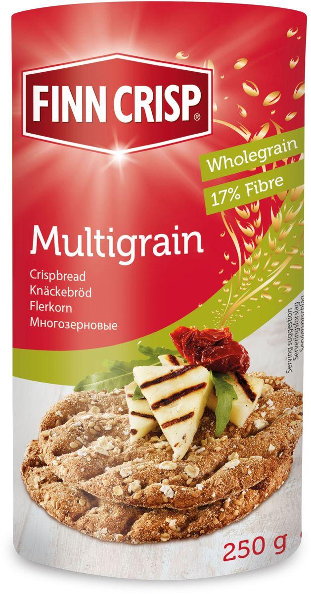 Finn Crisp Multigrain хлебцы многозерновые, 250 г20115В 1952 году началось производство сухариков FINN CRISP (ФИНН КРИСП), когда стартовали Олимпийские Игры в Хельсинки (Финляндия). Многие годы натуральные ржаные сухарики FINN CRISP отражают дух Финляндии для миллионов покупателей по всему миру, заботящихся о здоровом питании. Высушивать хлеб - давняя финская традиция и FINN CRISP до сих пор придерживаются этой традиции создавая хлебцы по старому классическому финскому рецепту. Бренд FINN CRISP принадлежит компании VAASAN Group's. VAASAN - это крупнейшая хлебопекарная компания в Балтийском регионе со столетней историей, занимающаяся производством продукции для правильного и здорового питания. Занимающая второе место по производству сухариков и хлебцев, а её продукция экспортируются в более чем 50 государств!