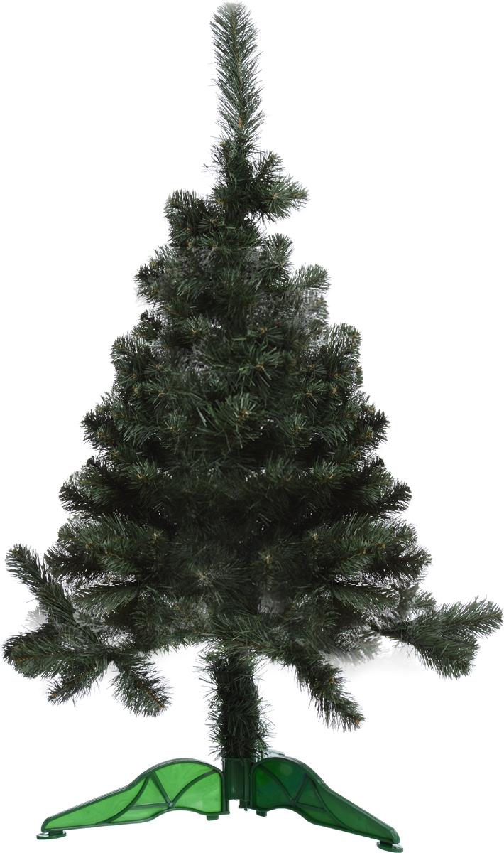 Ель искусственная Morozco Олимп, высота 120 см1612Искусственная ель Олимп - прекрасный вариант для оформления вашего интерьера к Новому году. Такие деревья абсолютно безопасны, удобны в сборке и не занимают много места при хранении. Ель состоит из верхушки, ствола и устойчивой подставки. Ель быстро и легко устанавливается и имеет естественный и абсолютно натуральный вид, отличающийся от своих прототипов разве что совершенством форм и мягкостью иголок. Еловые иголочки не осыпаются, не мнутся и не выцветают со временем. Полимерные материалы, из которых они изготовлены, нетоксичны и не поддаются горению. Ель Morozco обязательно создаст настроение волшебства и уюта, а также станет прекрасным украшением дома на период новогодних праздников.