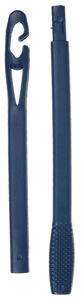 Magic Leverage Крючок двойной для бигуди, 36 смSatin Hair 7 BR730MNДлина 36,5
