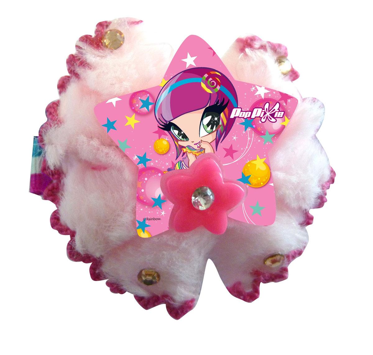 Заколка для волос для девочек PopPixie, цвет: розовый, 2 шт. 4131441314Оригинальный аксессуар станет изюминкой образа юной леди. Изделие изготовлено из гипоаллергенных материалов, не имеет заостренных деталей и абсолютно безопасно для ребенка. Рекомендуемый возраст: от 3х лет.