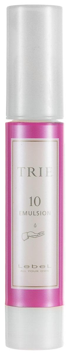 Lebel Trie Эмульсия для волос Move Emulsion 10 50 гFS-00103Эмульсия для волос Lebel Trie Move Emulsion:Для создания креативных форм. Подчёркивает и выделяет акценты.Идеально подходит для создания «игольчатого эффекта». SPF 10