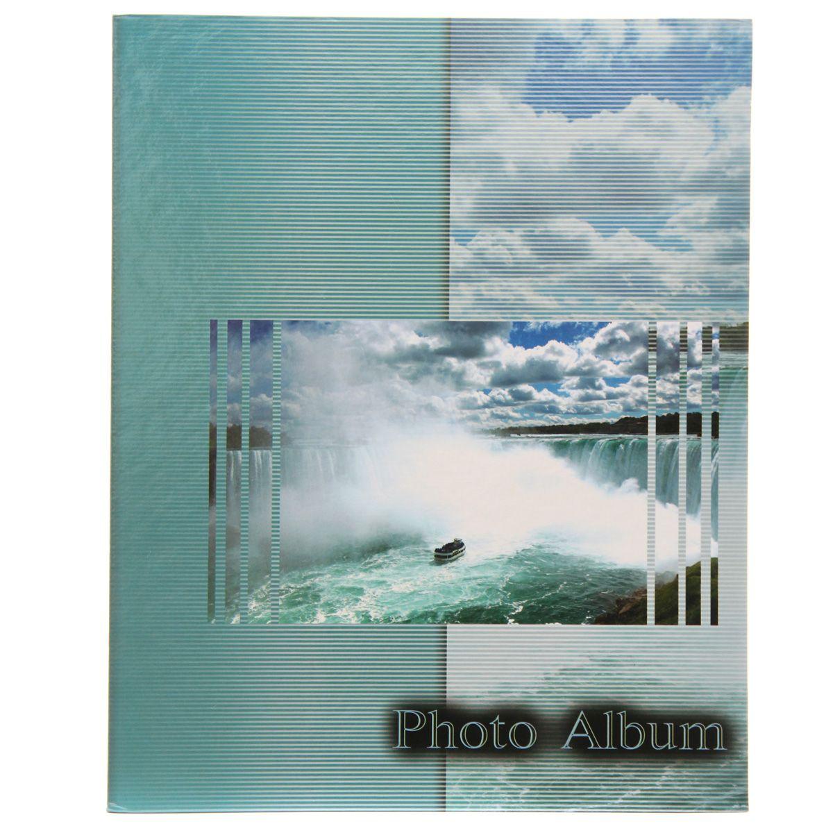 Фотоальбом Pioneer Waterfalls, 200 фотографий, цвет: голубой, 10 х 15 см46528 AV46200Альбом для фотографий формата 10х15 см. Тип обложки: картон. Тип листов: полипропиленовые. Тип переплета: термосварка. Материалы, использованные в изготовлении альбома, обеспечивают высокое качество хранения Ваших фотографий, поэтому фотографии не желтеют со временем.
