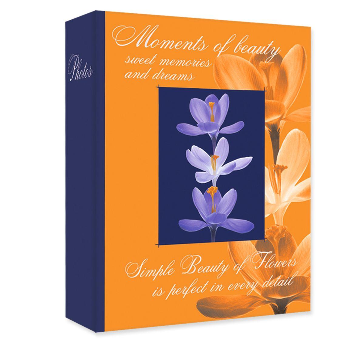 Фотоальбом Pioneer Fresh Aroma, 100 фотографий, цвет: оранжевый, 10 х 15 см46297 PP-46100Альбом для фотографий формата 10х15 см. Тип обложки: ламинированный картон. Тип листов: полипропиленовые. Тип переплета: высокочастотная сварка. Кол-во фотографий: 100. Материалы, использованные в изготовлении альбома, обеспечивают высокое качество хранения Ваших фотографий, поэтому фотографии не желтеют со временем.