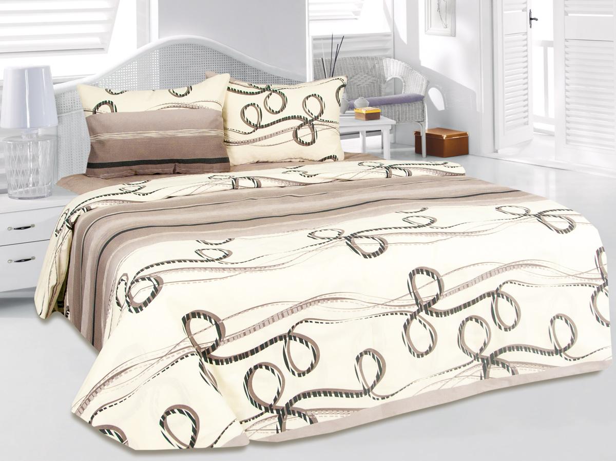 Комплект белья Tete-a-Tete Афрос, 1,5-спальный, наволочки 50x70Т-2119-01Комплект белья Tete-a-Tete Афрос изготовлен из сатина (100% органический хлопок) и состоит из пододеяльника, простыни и двух наволочек. Сатин - хлопчатобумажная ткань полотняного переплетения, одна из самых красивых, легких, мягких и приятных телу тканей, изготовленных из натурального волокна. Благодаря своей шелковистости и блеску сатин называют хлопковым шелком. Комплект постельного белья Tete-a-Tete Афрос добавит изюминку в привычное оформление вашего интерьера и создаст уютную и теплую атмосферу или, наоборот, добавит ярких красок и расставит акценты.