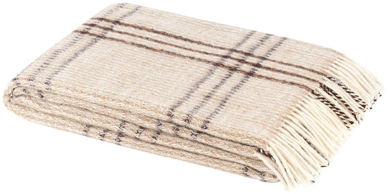 Плед Британия, 140 х 200 см 1-261-140_021-261-140_02Теплый пушистый плед Британия, выполненный из натуральной новозеландской овечьей шерсти, добавит комнате уюта и согреет в прохладные дни. Удобный размер этого качественного пледа позволит использовать его и как одеяло, и как покрывало для кресла или софы. Плед упакован в пластиковую сумку-чехол на застежке-молнии, а прочные текстильные ручки делают чехол удобным для переноски. Такое теплое украшение может стать отличным подарком друзьям и близким! Под шерстяным пледом вам никогда не станет жарко или холодно, он помогает поддерживать постоянную температуру тела. Шерсть обладает прекрасной воздухопроницаемостью, она поглощает и нейтрализует вредные вещества и славится своими целебными свойствами. Плед из шерсти станет лучшим лекарством для людей, страдающих ревматизмом, радикулитом, головными и мышечными болями, сердечно-сосудистыми заболеваниями и нарушениями кровообращения. Шерсть не электризуется. Она прочна, износостойка, долговечна. Наконец, шерсть просто...