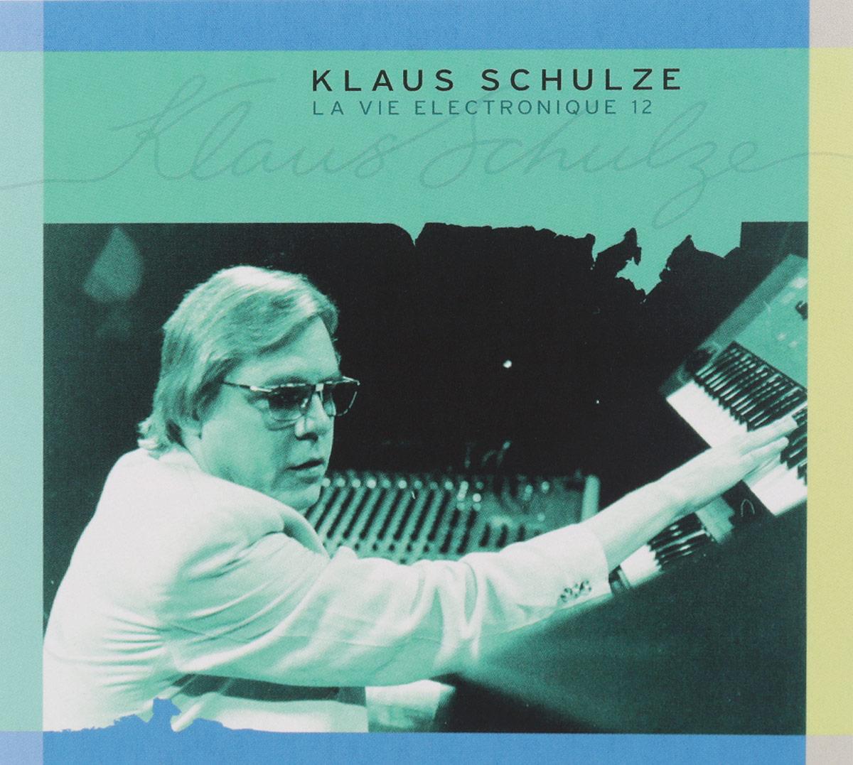 Klaus Schulze. La Vie Electronique 12 (3 CD) 2016 3 Audio CD