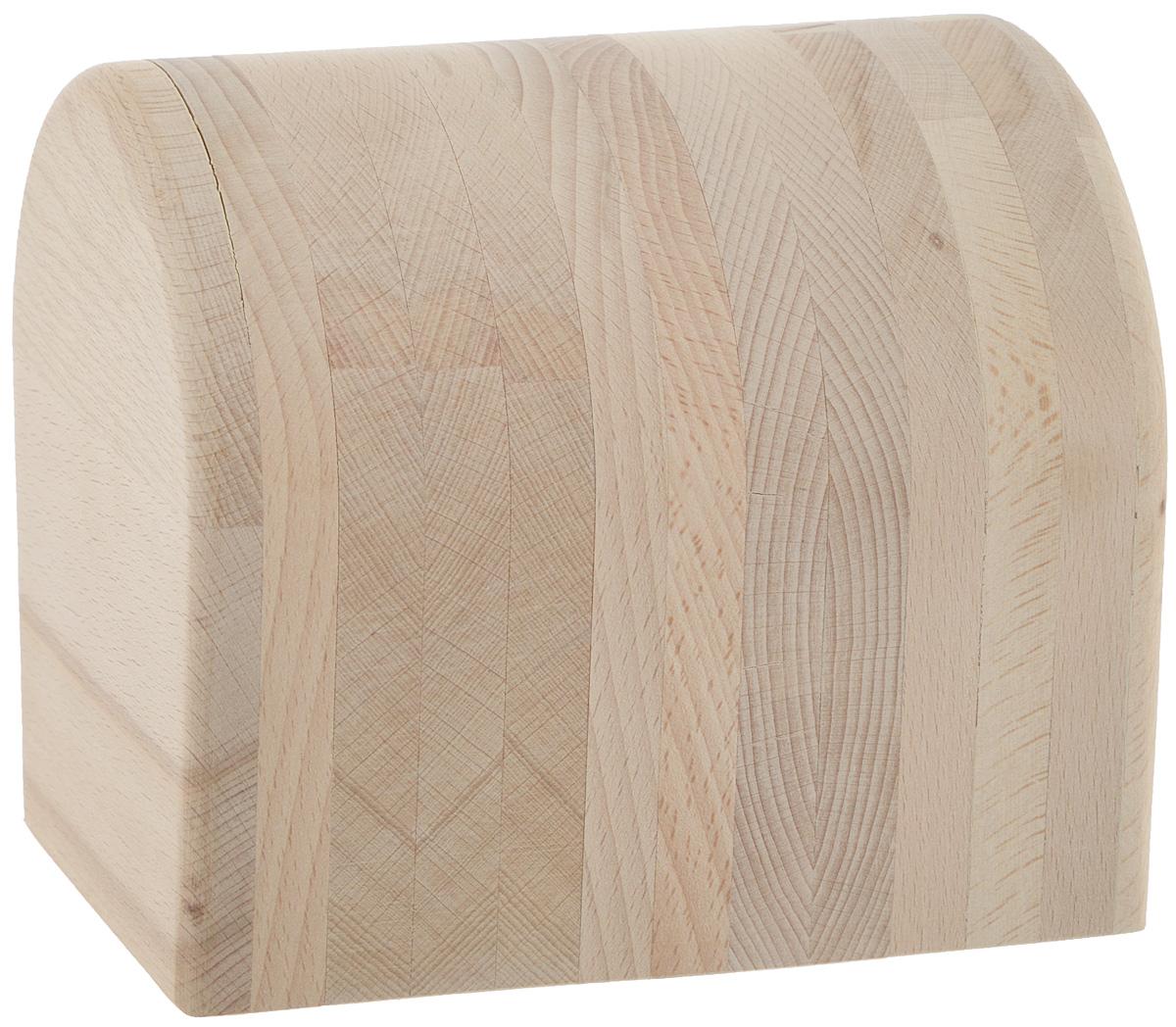 Колодка портновская Окат мужской. OK11520OK11520Портновская колодка Окат мужской подходит для глажки манжет, плечевых швов и оката рукава. Изделие выполнено из древесины бука. Влажно-тепловая обработка имеет большое значение в улучшении качества швейных изделий и их внешнего вида. Даже кривую строчку в некоторых случаях можно исправить утюгом. Колодка облегчит утюжку в труднодоступных для утюга местах. Кроме того, твердое холодное дерево быстро впитывает пар и охлаждает ткань, способствуя закреплению формы.