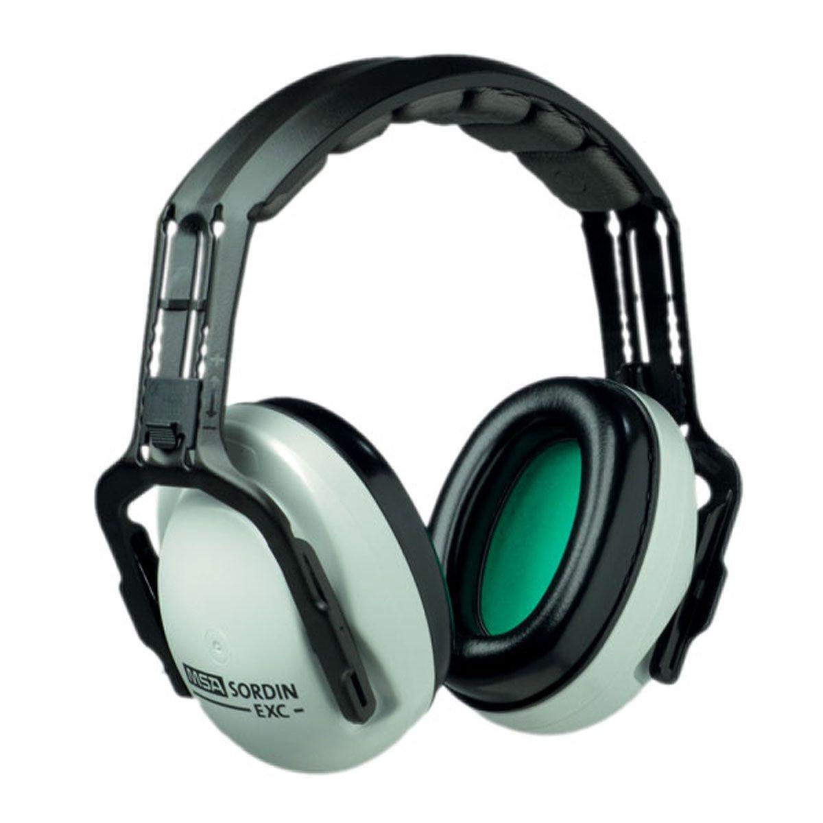 Наушники для стрельбы MSA Sordin EXC, пассивные, с креплением к каскеSOR200100 МЕЕЭти наушники настолько удобны, что Вы не захотите с ними расставаться! Уникальные литые вкладыши обеспечивают исключительное шумоподавление и максимальный комфорт. EXC пригодны для всех областей применения, требующих защиты органов слуха. EN 352-1, EN 352-3 С держателем: акустическая эффективность 27 дБ, В = 31, С = 24, Н = 16