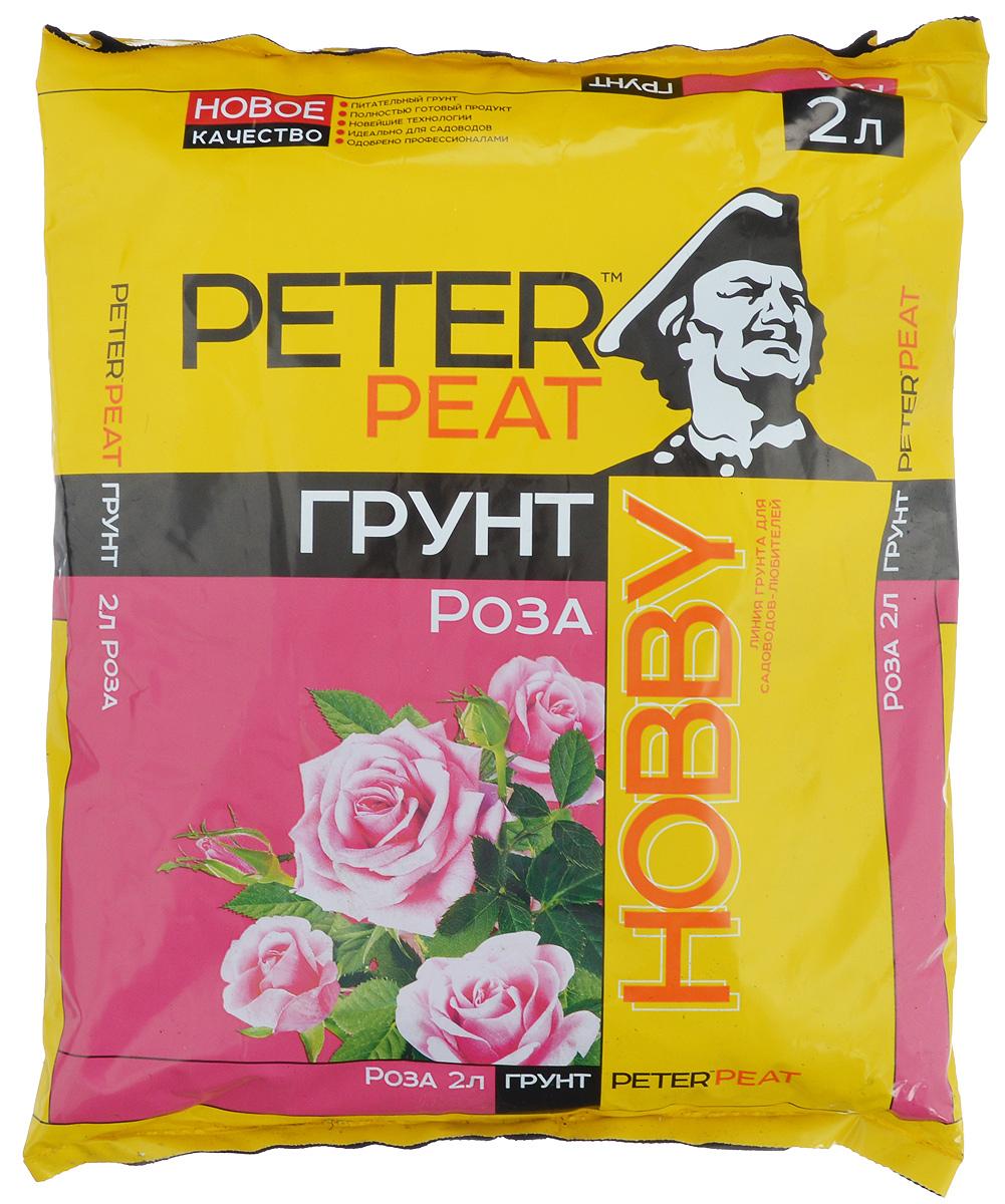 Грунт для растений Peter Peat Роза, 2 л141-442Peter Peat Роза - это готовый к применению питательный торфяной грунт. Предназначен для выращивания роз, хризантем, гвоздик, фрезий, гербер, цинерарий и других цветущих растений. Обеспечивает хороший рост и интенсивное цветение.