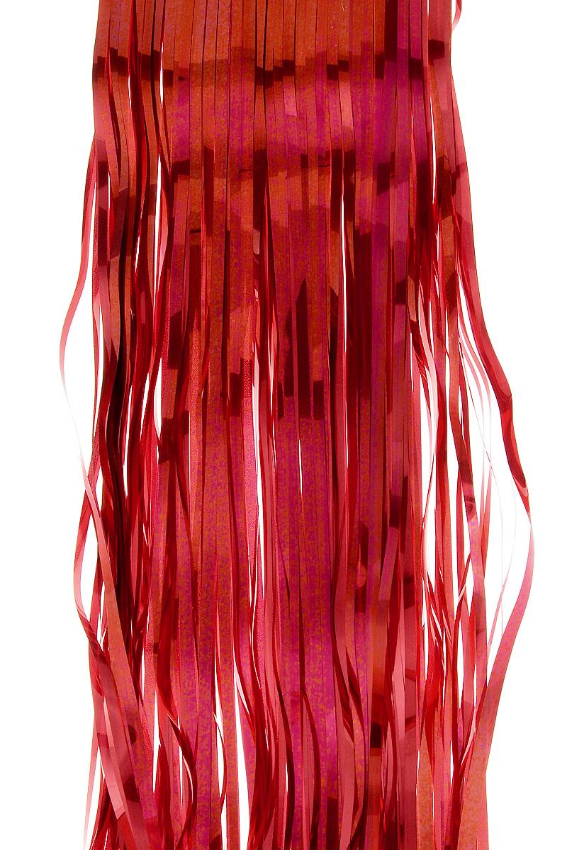 Дождик новогодний House & Holder, цвет: красный, длина 1 мHT23777_красныйНовогодний дождик House & Holder, изготовленный из полиэстера, поможет вам украсить свой дом к предстоящим праздникам. Новогодняя елка с таким украшением станет еще наряднее. Новогодним дождиком можно украсить все, что угодно - елку, квартиру, дачу, офис - как внутри, так и снаружи. Можно сложить новогодние поздравления, буквы и цифры, дождиком можно украсить и дополнить гирлянды, можно выделить дверные колонны, оплести дверные проемы. Создайте в своем доме атмосферу тепла, веселья и радости, украшая его всей семьей.